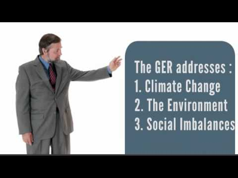 The Greens Global Energy Reserve