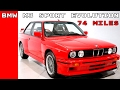 1990 BMW M3 Sport Evolution With 74 Miles