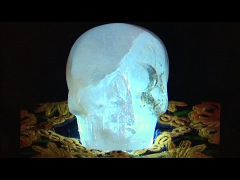 MAX the Ancient Crystal Skull - 15min HEALING MEDITATION/TRANSMISSION