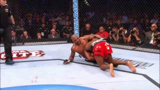Jon Jones Cocaine Fueled Fight Highlights