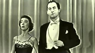 Sid Caesar & Imogene Coca  Classical Musicians