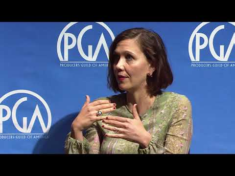 Maggie Gyllenhaal On Contributing Ideas