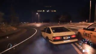Need For Speed: AE86 Initial D