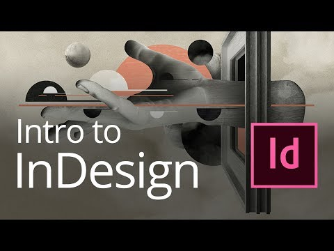 Introduction to Adobe InDesign (Live Streamed Tutorial)