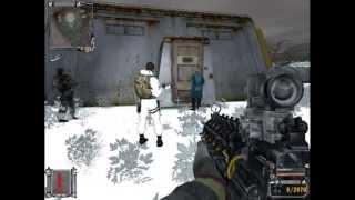 S.T.A.L.K.E.R.: Тень Чернобыля. Прикол с Сахаровым.