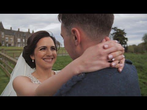 Liliana & David | Wedding Film | Meldrum House Hotel | Aberdeenshire | Scotland