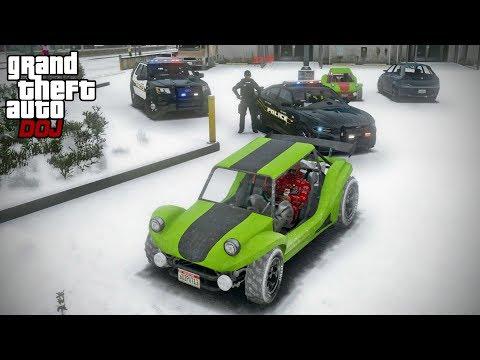 Download Youtube: GTA 5 Roleplay - DOJ 358 - Holiday Spirit (Civilian)