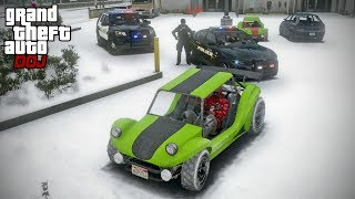 GTA 5 Roleplay - DOJ 358 - Holiday Spirit (Civilian)