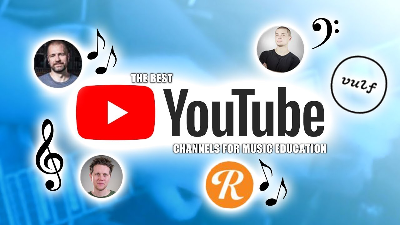Best Music Education Channels On Youtube Top 10 Youtube