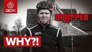 Why Was Ollie Dropped in 4 Roadies Vs A Time Trial Bike? | GCN Investigative Dropumentary