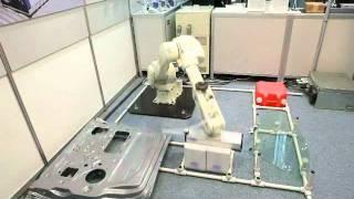 Универсальный робот манипулятор