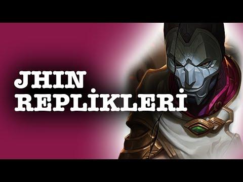 Jhin'in Şampiyonlara Karşı Replikleri / Özel Diyaloglar