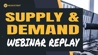 Learn Supply And Demand Strategy 70% Win Rate 4 10 19