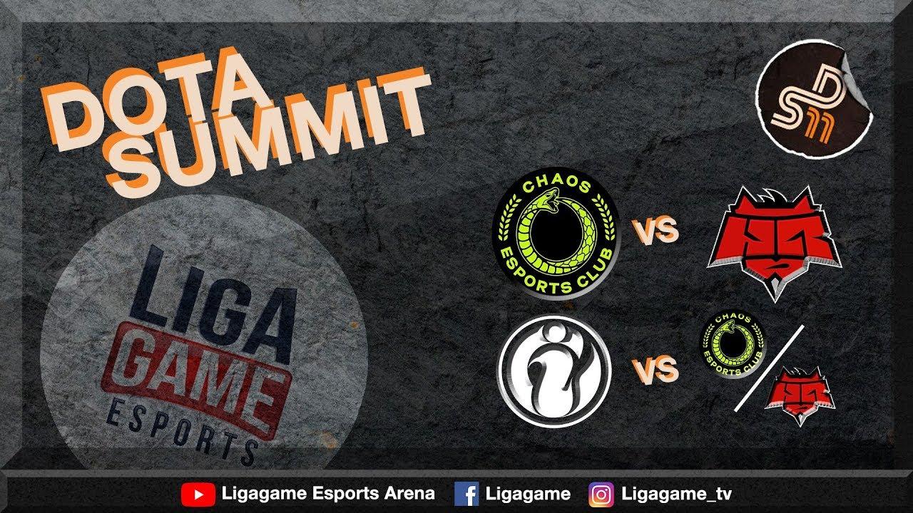 Kết quả hình ảnh cho chaos esports club the summit 11