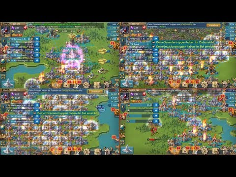 Lords Mobile 5 Hives Goes Burned With Guild