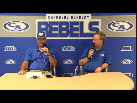 Chambers Academy Rebels vs Abbeville Generals