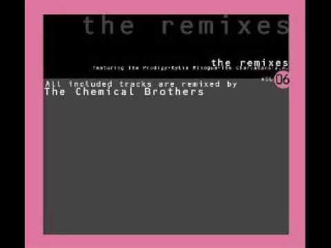 073 - The Chemical Brothers - Justin Warfield - Pick it up yall (The Chemical Brothers Remix)
