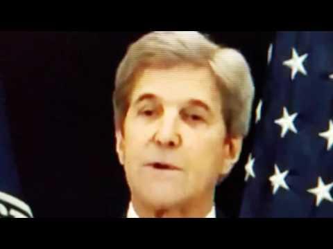 John Kerry throws Netanyahu under the bus