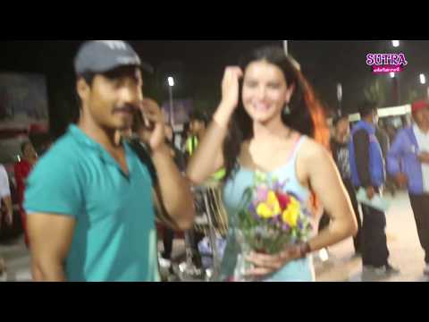 Saugat Mall भेटिए एयरपोर्टमा प्रेमिकाको लगेज बोक्दै Actor : Saugat malla & Shristi Shrestha in Love