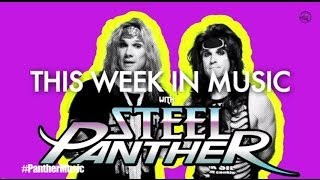 Steel Panther TV - This Week In Music #14 Thumbnail