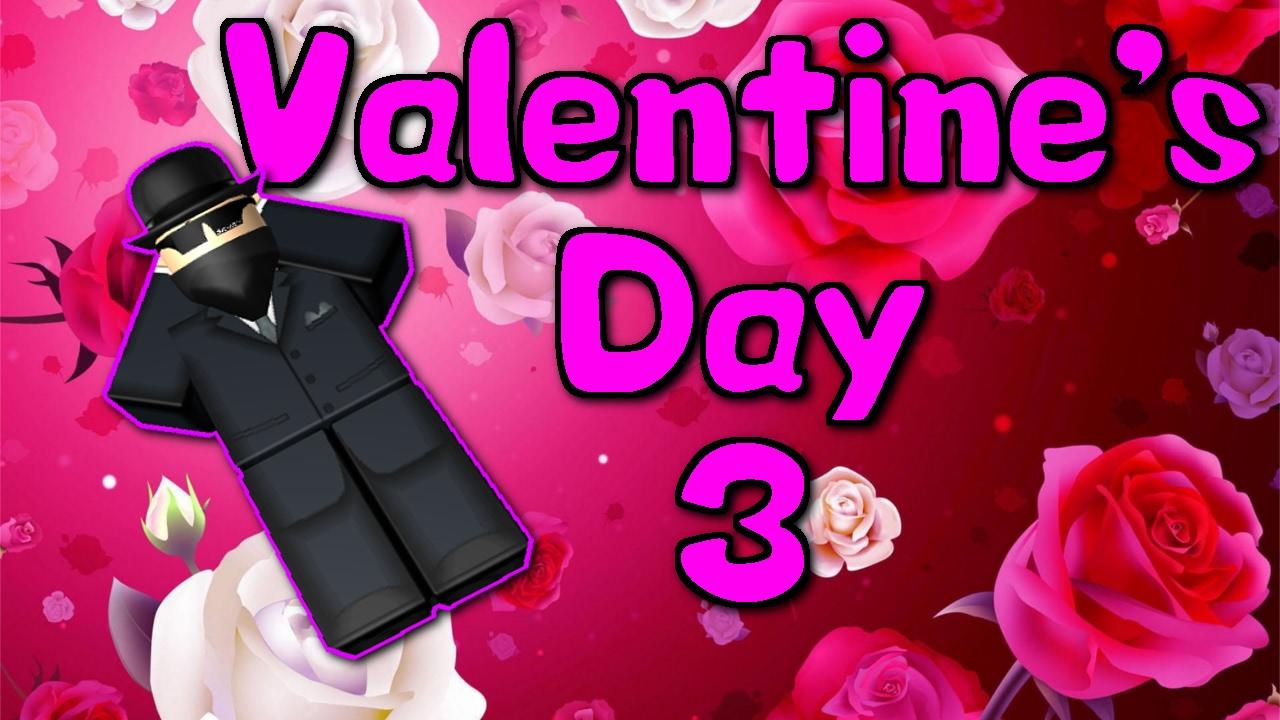 Valentine's Day III - A ROBLOX Machinima - YouTube