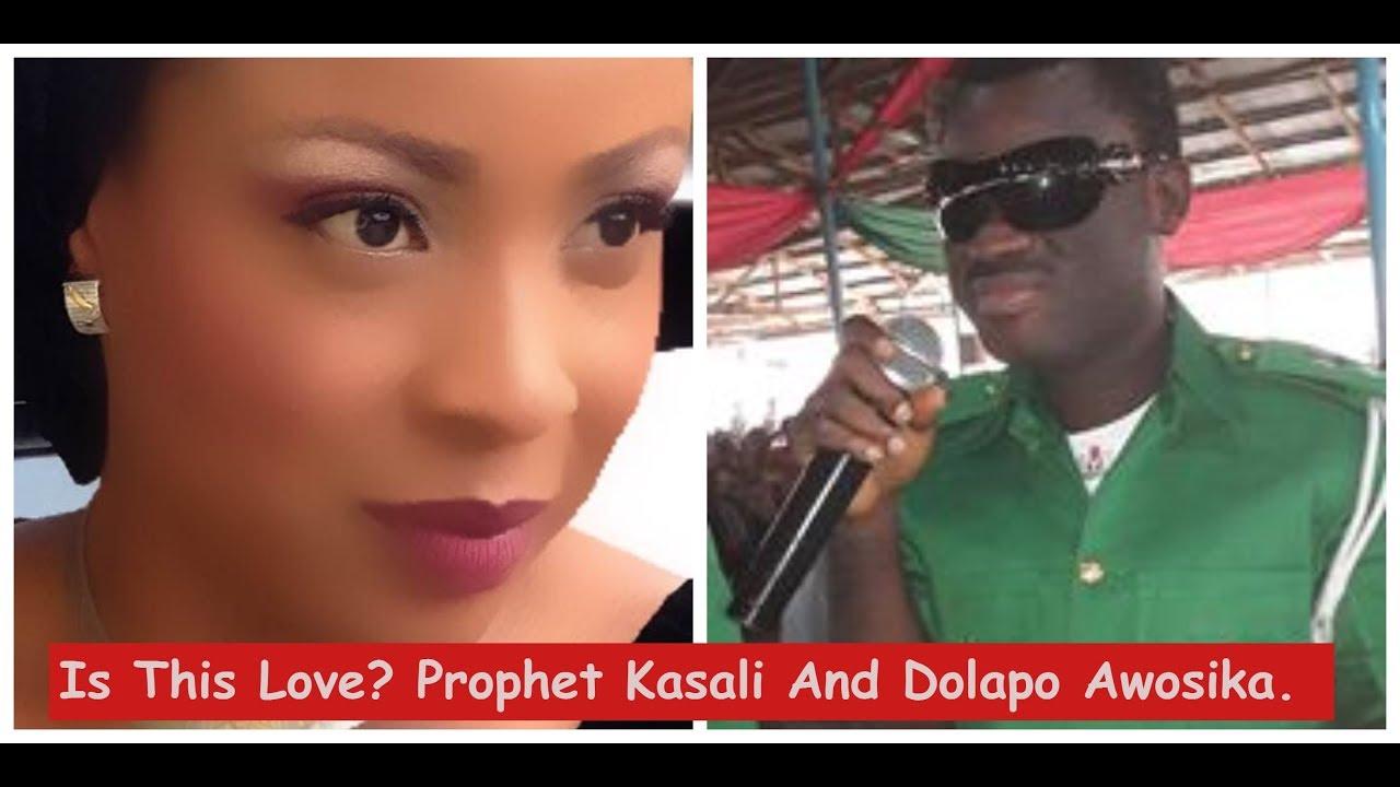 Love Charm Or Love Prophet Kasali And Dolapo Awosika.