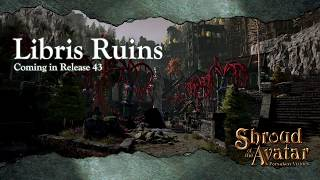 Pen of the Avatar - Libris Ruins