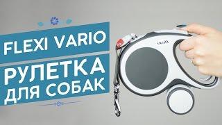 Рулетки для собак Flexi Vario и аксессуары для рулеток Флекси Варио | Обзор зоотоваров Pethouse.ua