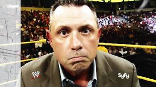 """Michael Cole Parody Titantron 2010 """"Can I Have Your Attention, Please?"""" (720p)"""