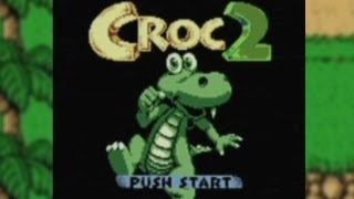 CGR Undertow - CROC 2 review for Game Boy Color