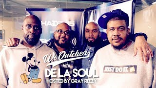 De La Soul talks 30 years in the game, love of hip hop and situation with Tommy Boy Records.