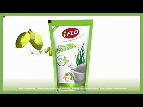 I-FLO Herbal Salt - Wand Production | Ad Film Agency Chennai