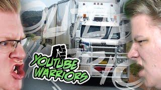Welcher TRUCKER macht weniger Fehler? YouTube Warriors!
