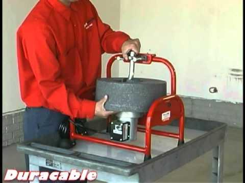 Cobra Pro Cp3020 Cable Drum Machine Doovi