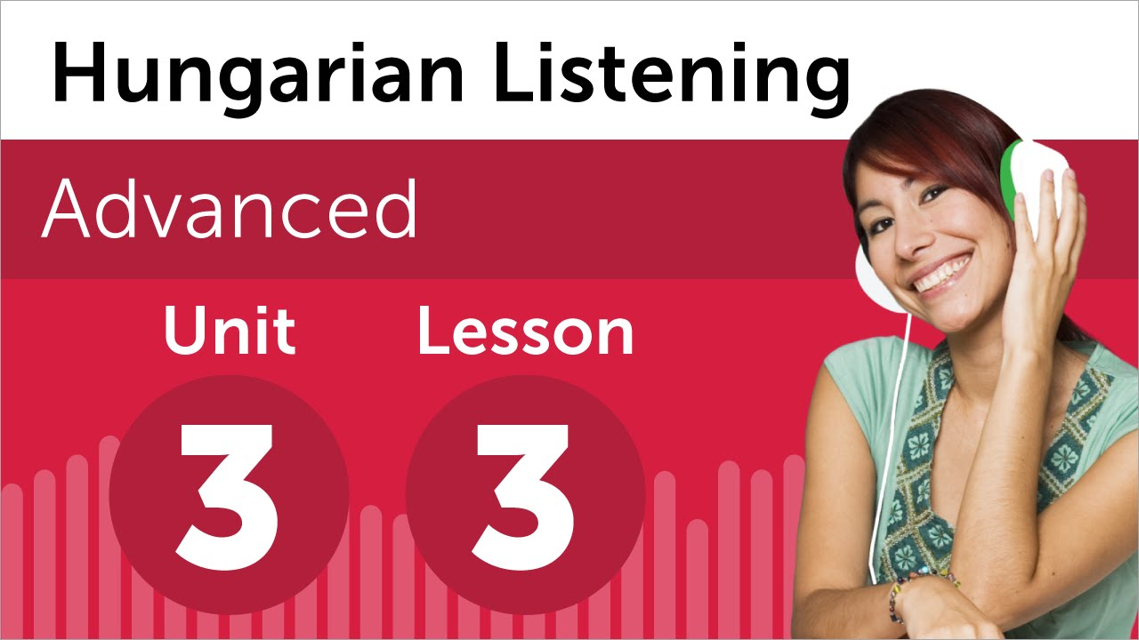 Hungarian Listening Practice - Discussing Survey Results in Hungarian