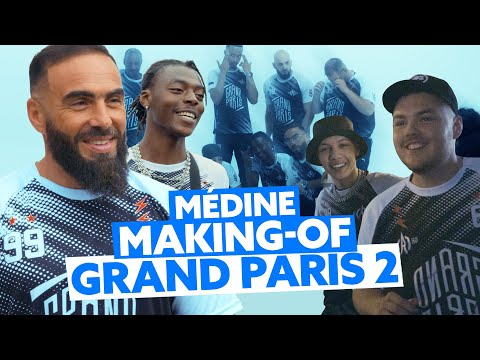 Youtube: Grand Paris 2 : les dessous du clip | Médine, Koba LaD, Larry, Pirate, Oxmo, Rémy…