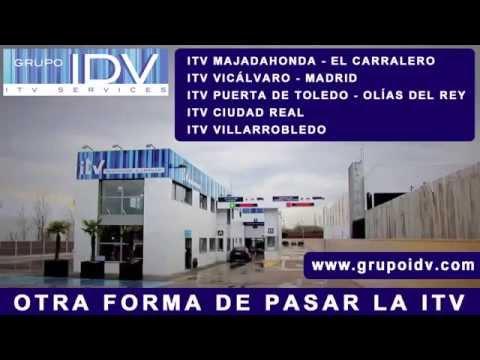 "SPOT IDV - ITV SERVICES MADRID ""OTRA FORMA DE PASAR LA ITV"" from YouTube · Duration:  28 seconds"