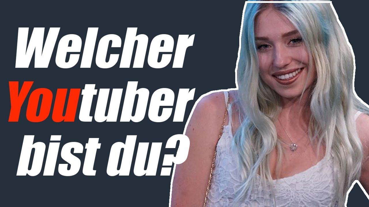 Youtube Quiz Welcher Youtuber Passt Zu Dir Für Mädchen
