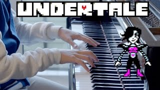 Undertale OST - Metal Crusher (Piano Cover)