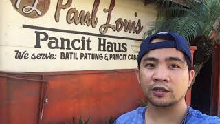 Pancit Trip in Tuguegarao City, Cagayan Province