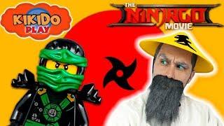 The LEGO NINJAGO Movie VIDEOGAME Прохождение На Русском Мультик для детей Лего Ниндзяго Фильм Топ