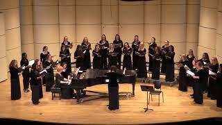 East Carolina University Concert Choir - Over the Rainbow