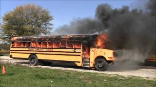 Bus fire training 3
