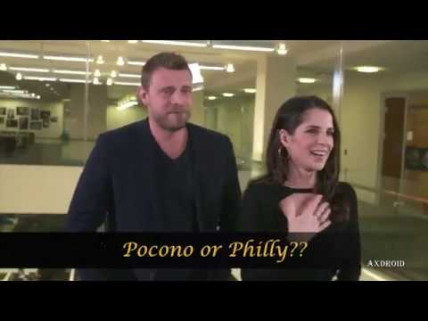 GH KELLY MONACO BILLY MILLER INTERVIEW General Hospital Sam Morgan Drew Cain Promo Preview 2-26-18