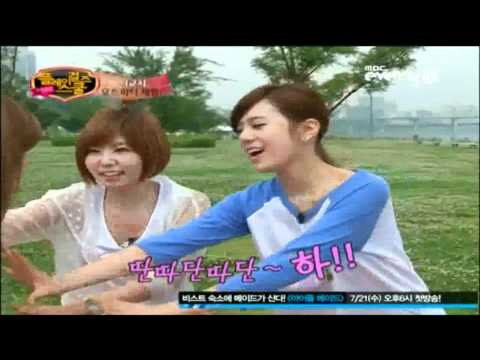After School - Nana & Lizzy embarassed by Raina