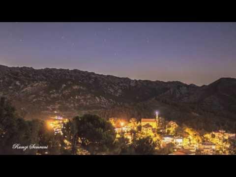 Timelapse - Jaj Village - Mount Lebanon