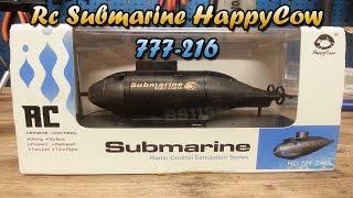 HappyCow 777-216 - Mini RC Submarine