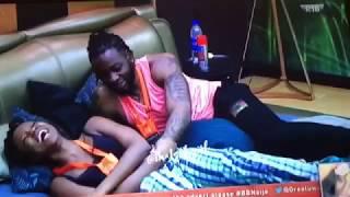 BBNaija3 Day38: TeddyA Tells Bambam about Convo with IFU part 2
