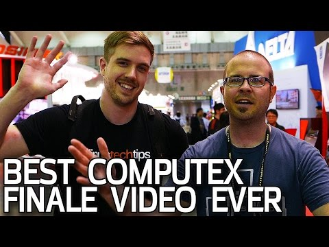 Best Computex Finale Video Ever
