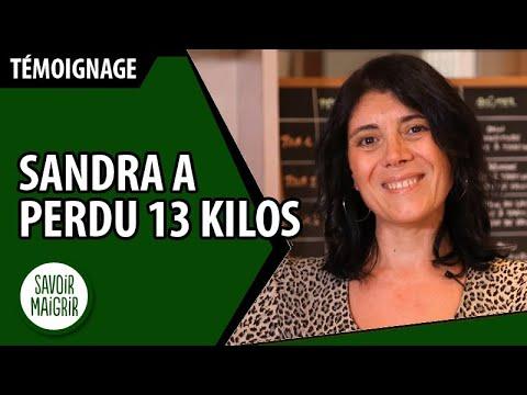 🏆 Comment mincir de 13 kilos - L'expérience minceur de Sandra